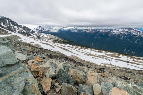 Während der Olympischen Winterspiele 2010 in Vancouver war Whistler zusammen mit dem angrenzenden Blackcomb Austragungsort der Ski Alpin-Wettbewerbe.