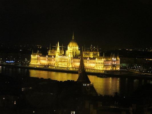 Zwischenstation Budapest
