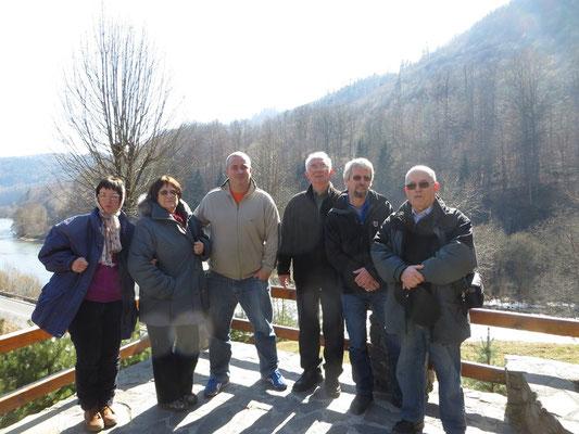Ausflug in die Umgebung von Toplita