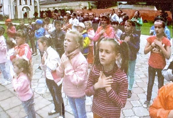 Kinderprogramm nach dem Gottesdienst