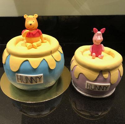 Winny the Pooh taart