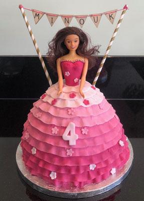Princessen taart