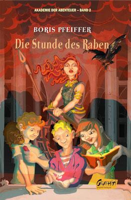 Band 2: Die Stunde des Raben.