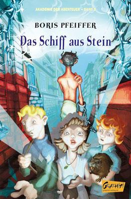 Band 3: Das Schiff aus Stein.