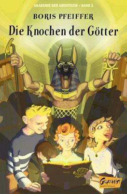 Band 1: Die Knochen der Götter.