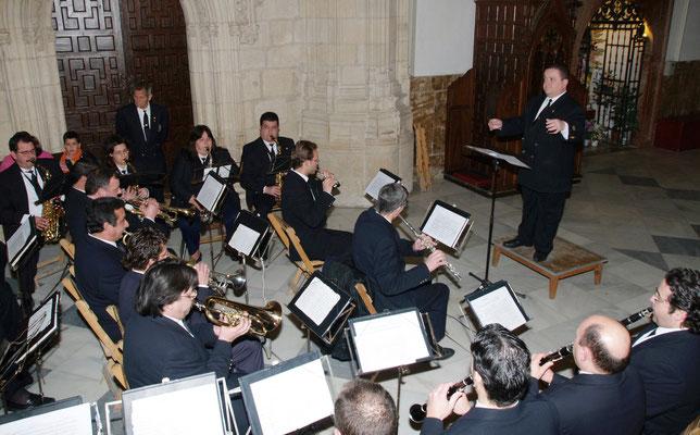 """Sociedad Didáctico Musical """"Banda de Música de Lucena"""""""