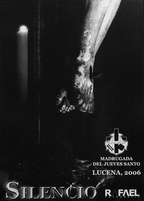 Cartel del Jueves Santo 2.006