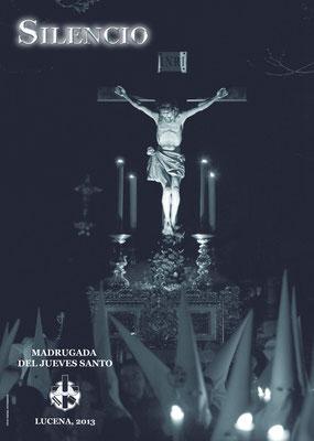 Cartel del Jueves Santo 2.013