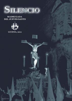 Cartel del Jueves Santo 2.011