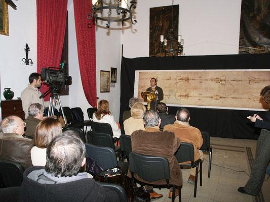 Presentación e inauguración de la exposición