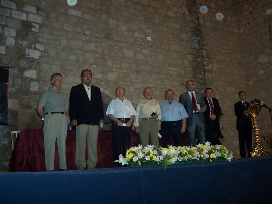 Homenaje a Hermanos Mayores