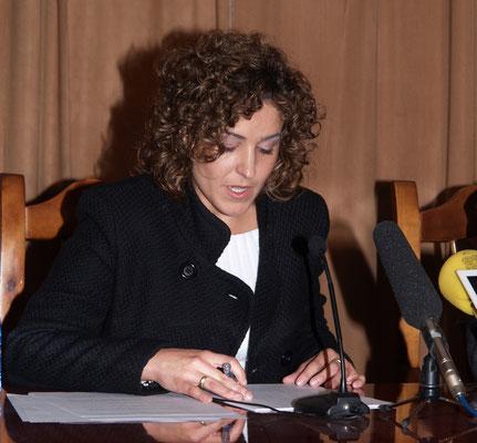 Dª Élida Graciano