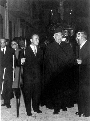 Señores D. José García Vico, D. Arturo Puentes Peña y D. José Figueredo
