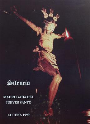 Cartel del Jueves Santo 1.999