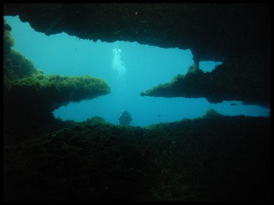 Zorro Cave Comino Gozo