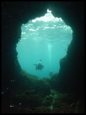Xlendi Tunnel Gozo