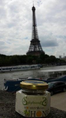 Paris, keine Ahnung wie dieser Eisenturm heißt :-O