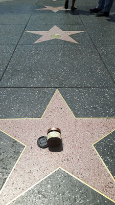 Walk of Fame, Hollywood Blvd
