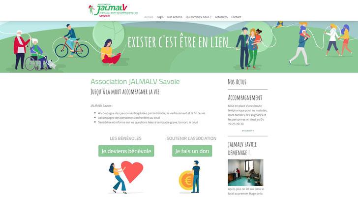 Site Jimdo Jalmalv Savoie