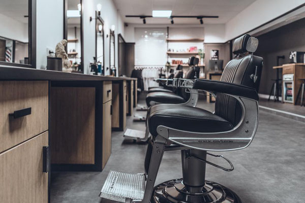 Volledige inrichting op maat voor Barber Ro in Apeldoorn
