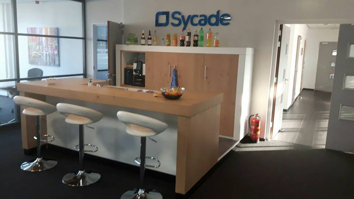 Pantry en keuken op maat voor Sycade in Zwolle