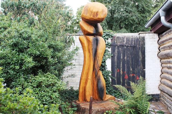 »Geist der Eiche« Skulptur, H: 300 cm