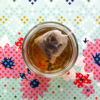 London Tea Club | How to cold brew tea | Apricot Peach