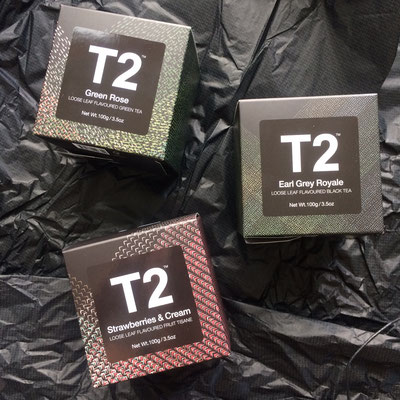T2 tea limited edition Raw Edge for London Design Festival 2016, Green Rose, Strawberries & Cream, Earl Grey Royale, London Design Festival 2016 tea review blogger Redchurch Street Shorditch