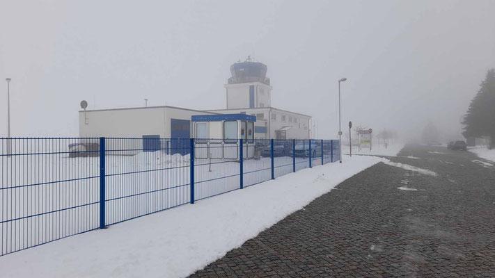 Strausberg-Nord - Flugplatz