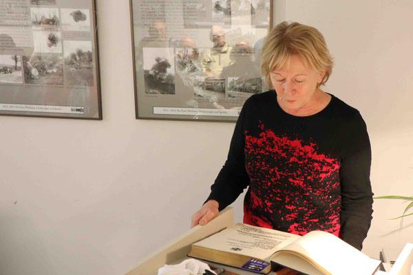 """""""Der Erste Weltkrieg - Ursachen und Folgen"""" Christa Wunderlich liest aus dem """"Totenbuch"""""""