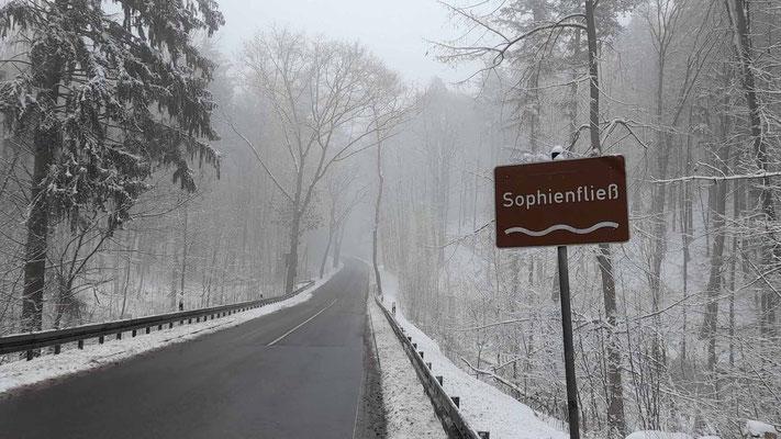 Bollersdorf - Sophienfließ