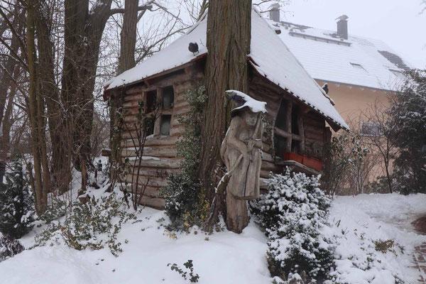 """Bollersdorf -""""Hexenhaus"""""""
