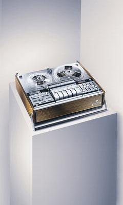 Retro Tonband