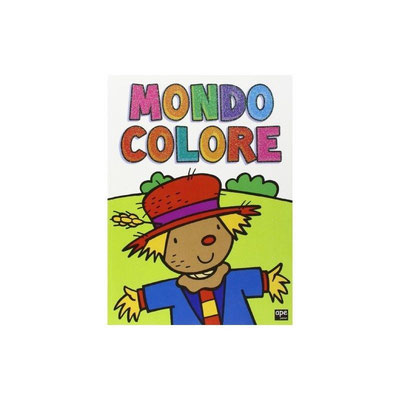 MONDO COLORE - APE JUNIOR
