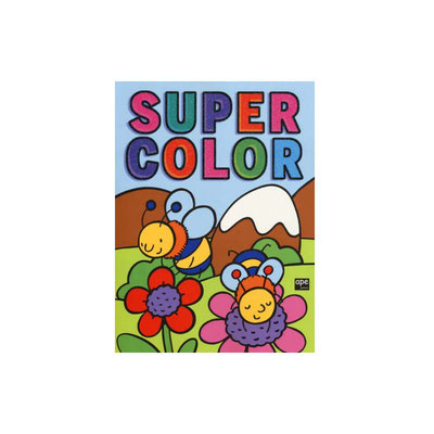 SUPER COLOR - APE JUNIOR