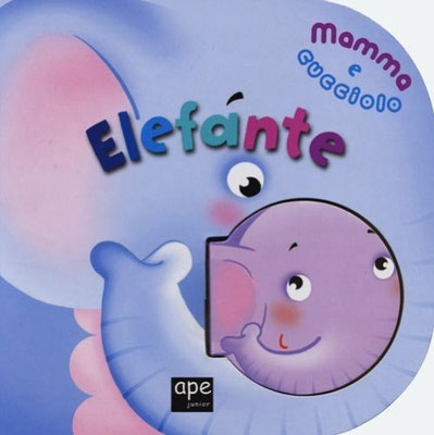 ELEFANTE - APE JUNIOR
