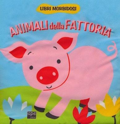 ANIMALI DELLA FATTORIA - APE JUNIOR