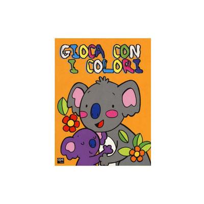 GIOCA CON I COLORI - APE JUNIOR