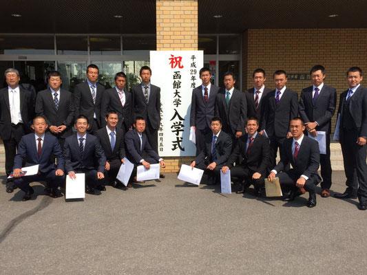 平成29年度 入学生