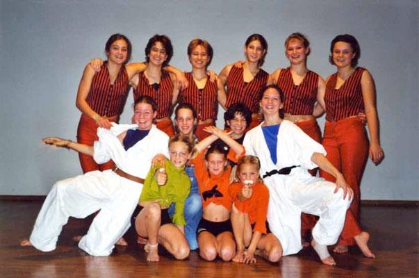 Gruppenbild Gsellige 2000