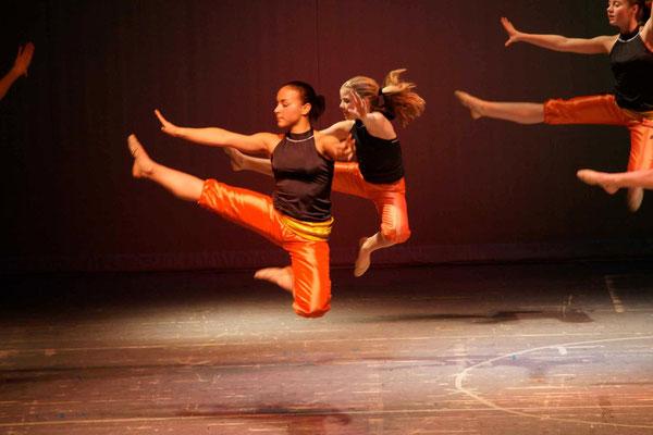 BTV Basel Kunstturenrinnen - Showauftritt 2008