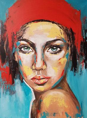 Tamara Acryl auf Leinwand 60 x 80 cm