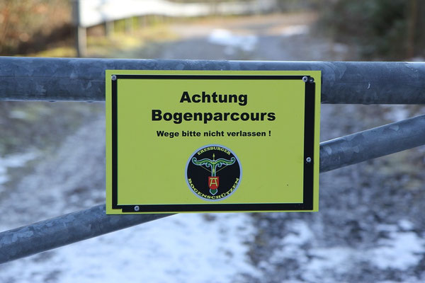 Bogenparcours Marsberg