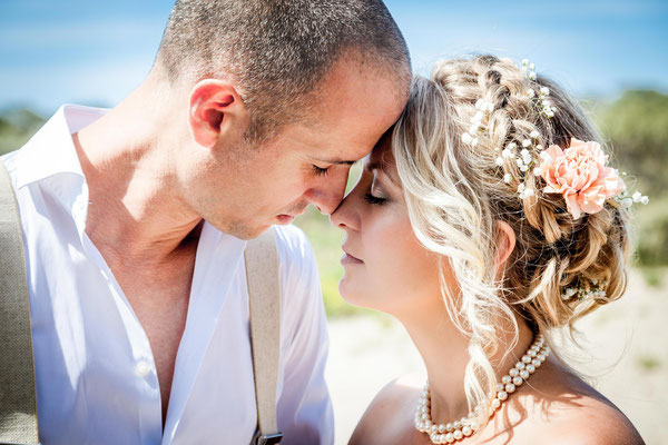 Beach wedding, strand bruiloft, bohemian wedding, bohemian bruiloft