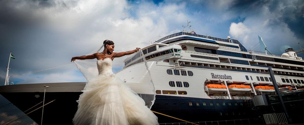 Wedding Photoshoot at Rotterdam