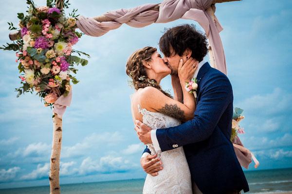 Bruidsfotografie Kijkduin