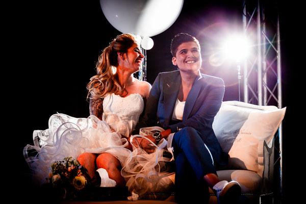 Twee bruiden