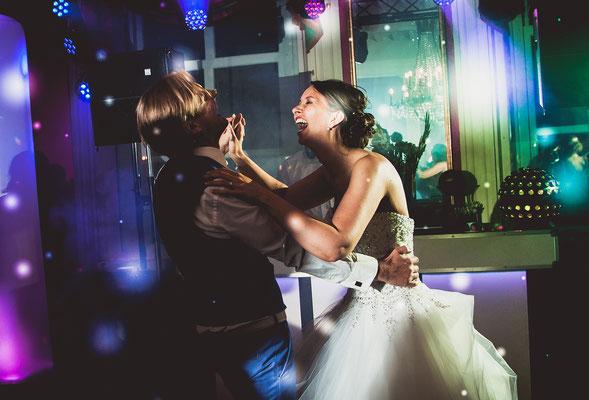 Feestfotografie bruiloft