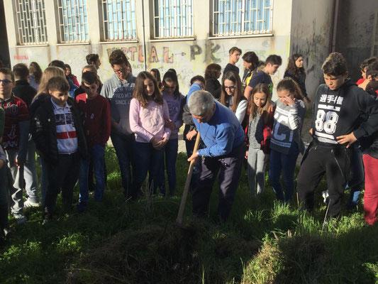 Progetto Crocus al Lauri - Scuola Media C. Guastella Misilmeri