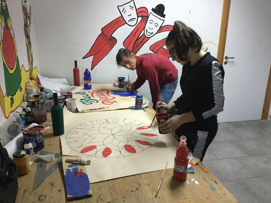 Laboratorio Artistico Natalizio al Plesso Lauri - Scuola Media C ...